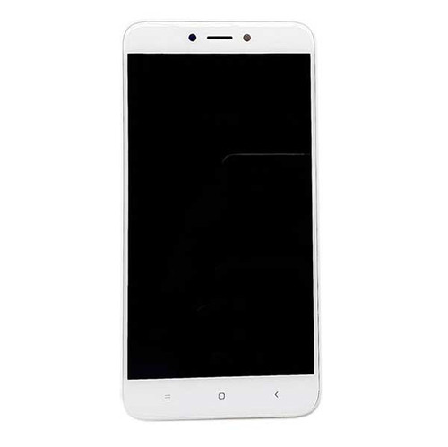 Complete Screen Assembly with Bezel for Xiaomi Redmi 4X -White