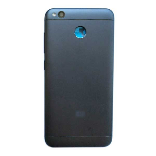 Back Housing Cover with Side Keys for Xiaomi Redmi 4X -Black