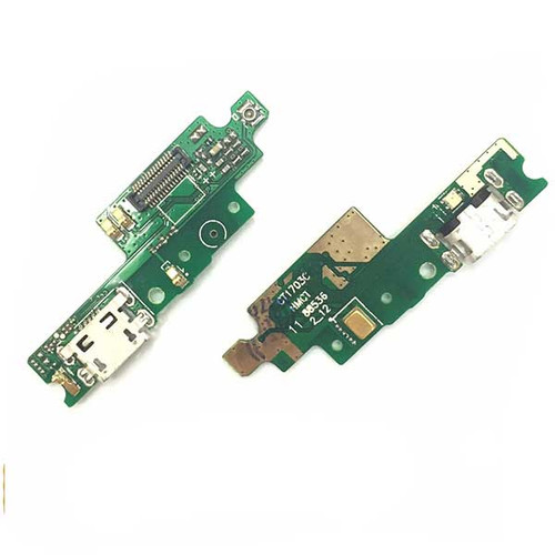 Dock Charging PCB Board for Xiaomi Redmi 4X from www.parts4repair.com