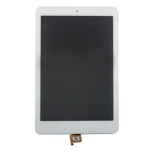 Complete Screen Assembly for Acer One 8 B1-820 -White