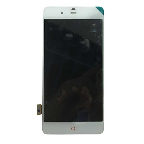 Complete Screen Assembly for ZTE Nubia My Prague NX513J -White