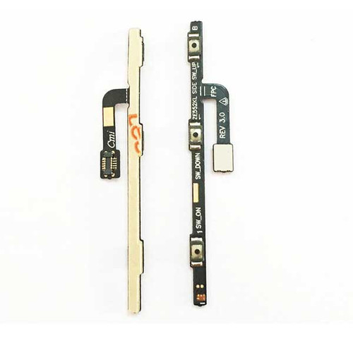 Side Key Flex Cable for Asus Zenfone 3 ZE520KL from www.parts4repair.com