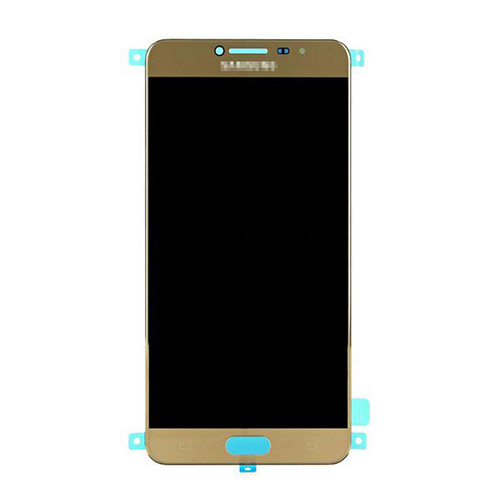 Complete Screen Assembly for Samsung Galaxy C7 C7000 -Gold
