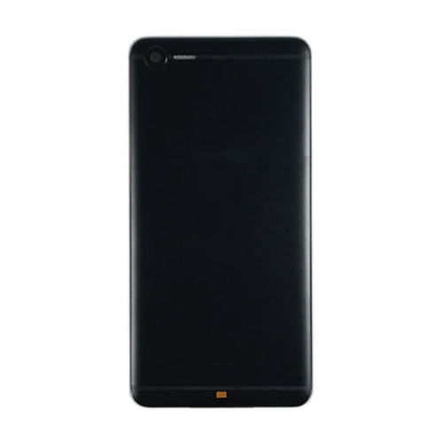 Back Housing Cover with Camera Lens for Meizu E2 -Black