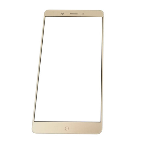 Front Glass OEM for ZTE Nubia Z11 Max NX523J -Gold