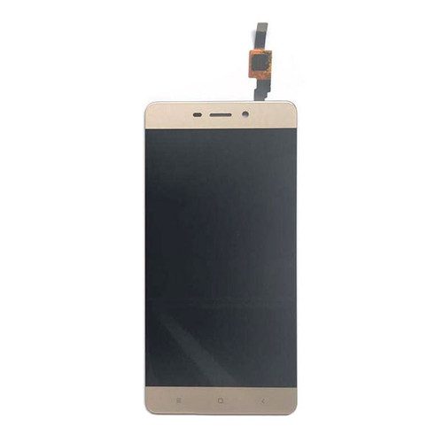 Complete Screen Assembly for Xiaomi Redmi 4 -Gold