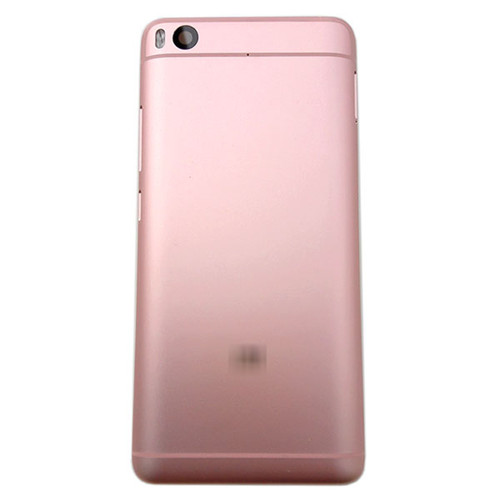 Back Housing Cover with Side Keys for Xiaomi Mi 5s -Pink