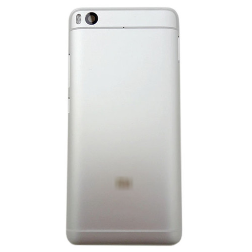 Back Housing Cover with Side Keys for Xiaomi Mi 5s -Silver