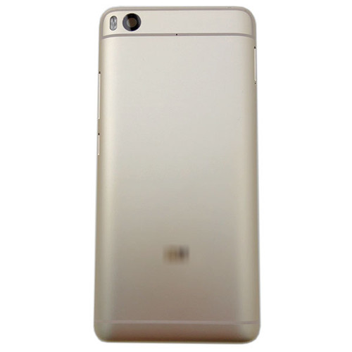Back Housing Cover with Side Keys for Xiaomi Mi 5s -Gold