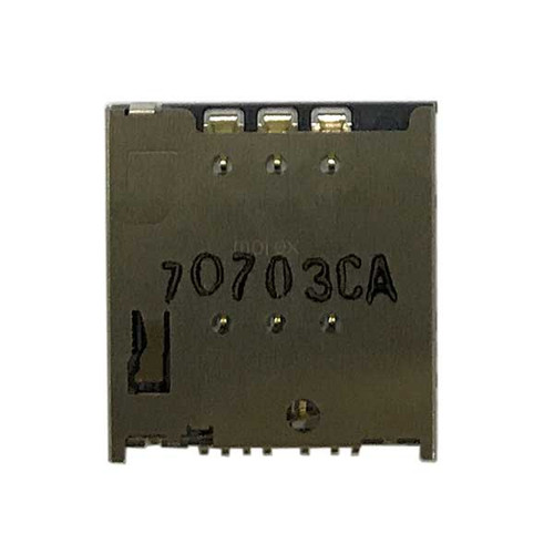 SIM Slot for Motorola Moto E2 from www.parts4repair.com