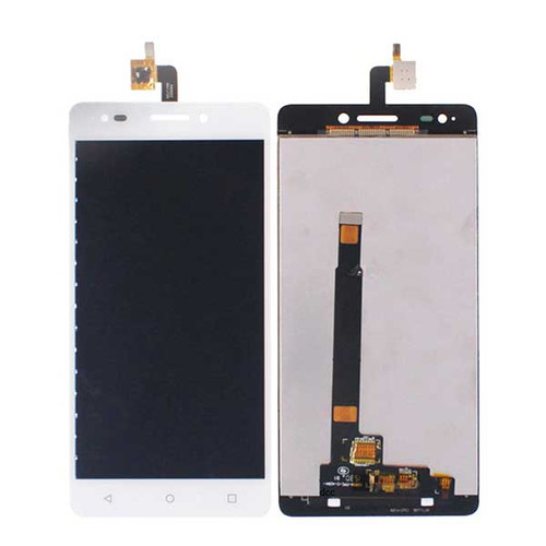 Complete Screen Assembly for BQ Aquaris M5.5 (12956 Version) -White