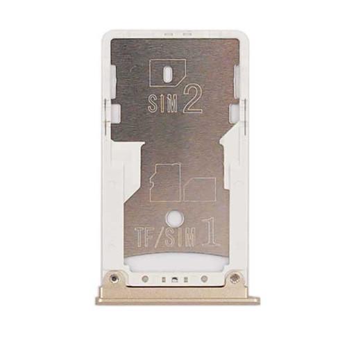 SIM Tray for Xiaomi Mi Max 2 -Gold