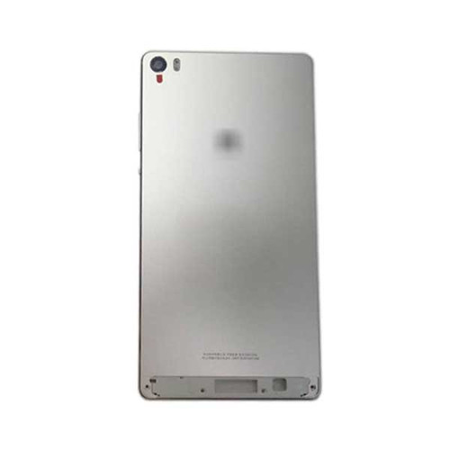 Back Housing Cover with Side Keys for Huawei P8 Max -Silver
