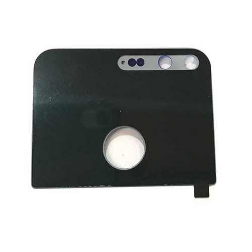 Camera Glass Cover OEM with Adhesive for Google Pixel -White