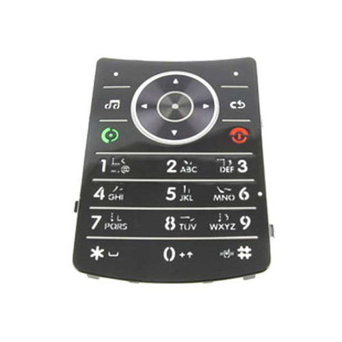 Motorola RAZR2 V8 Keypad Button (Black) from www.parts4repair.com