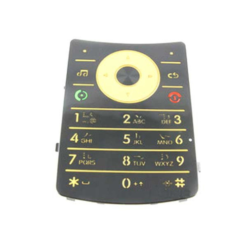 Motorola RAZR2 V8 Keypad Button (Gold) from www.parts4repair.com