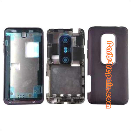 Full Housing Cover for HTC EVO 3D