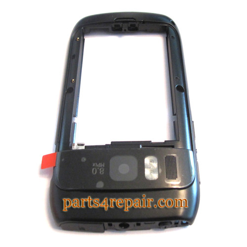 Middle Cover Chassis Housing for Nokia E6