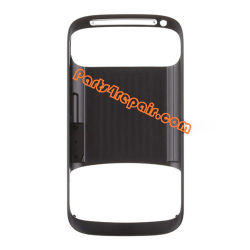 Full Housing Cover for HTC Desire S  -Black