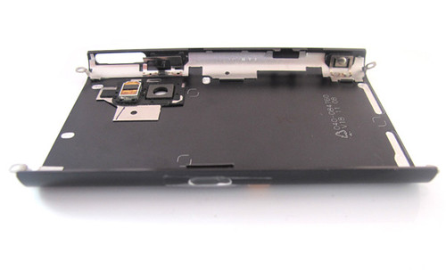 Nokia E7 Back Cover Black from www.parts4repair.com