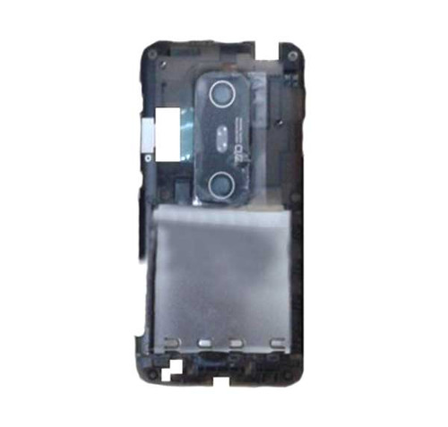 HTC EVO 3D Middle Cover from www.parts4repair.com
