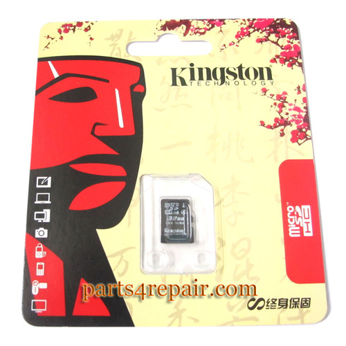 Kingston 32GB Micro SD Class 4 Memory Card