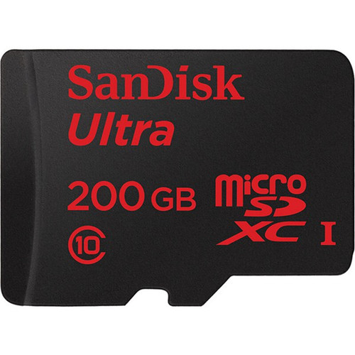Sandisk 200GB Micro SD 90MB/S Memory Card TF