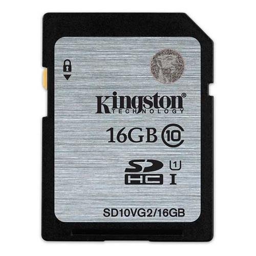 Kingston 16GB SDHC 80MB/S UHS-I Flash Card