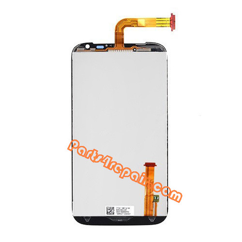 Complete Screen Assembly with LGP for HTC Sensation XL