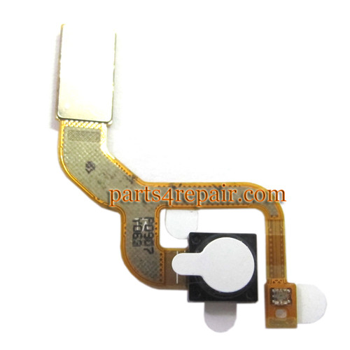 Samsung Galaxy Tab P1000 Front Camera with Flex Cable from www.parts4repair.com