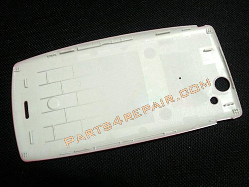 Back Cover for Sony Ericsson Xperia Arc S LT18I / LT15I  -Sakura Pink from www.parts4repair.com
