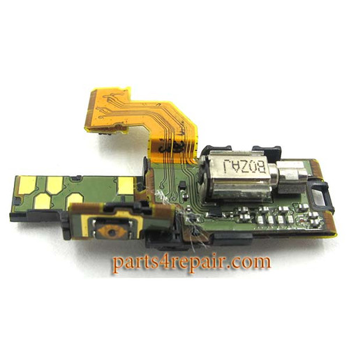 Sony Ericsson Xperia Arc S LT18I Power Flex Cable