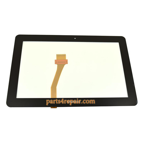 Samsung P7500 Galaxy Galaxy Tab 10.1 3G Touch Screen with Digitizer from www.parts4repair.com