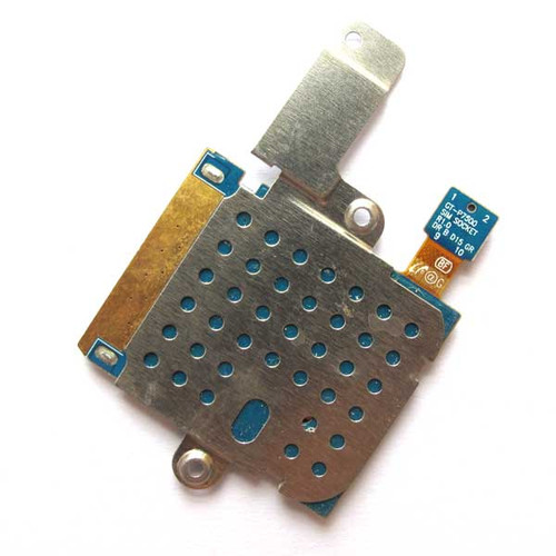Samsung P7500 Galaxy Tab 10.1 3G SIM Holder Flex Cable