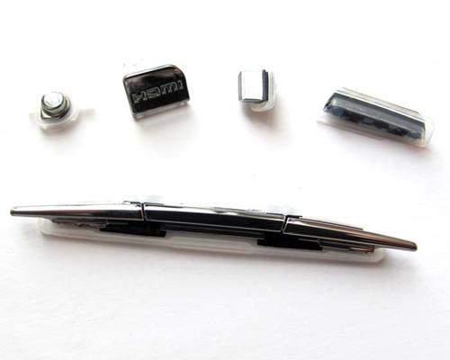 Sony Ericsson Xperia Arc S Keypads -Black