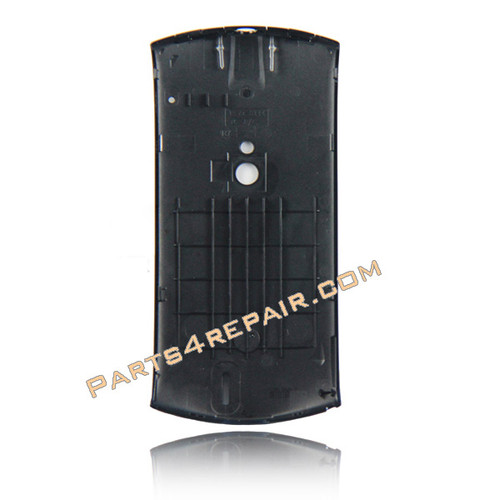 Back Cover Replacement for Sony Ericsson Xperia Neo V -Black