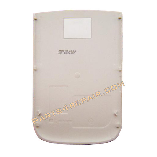 Back Cover Replacement for BlackBerry Torch 9800 -White