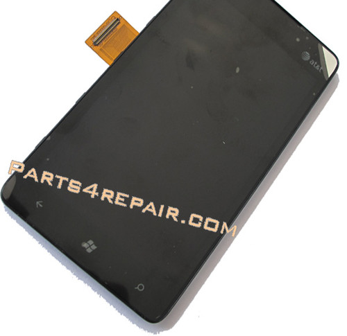 We can offer Nokia Lumia 900 AT&T Complete Screen Assembly with Bezel