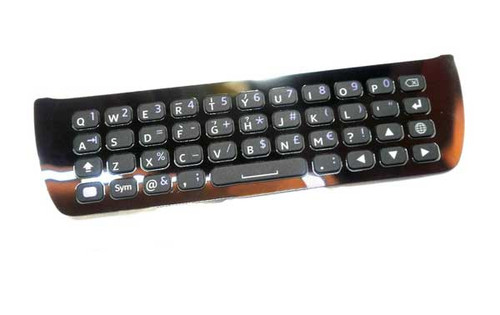 Sony Ericsson Xperia Pro Keypad -Black from www.parts4repair.com