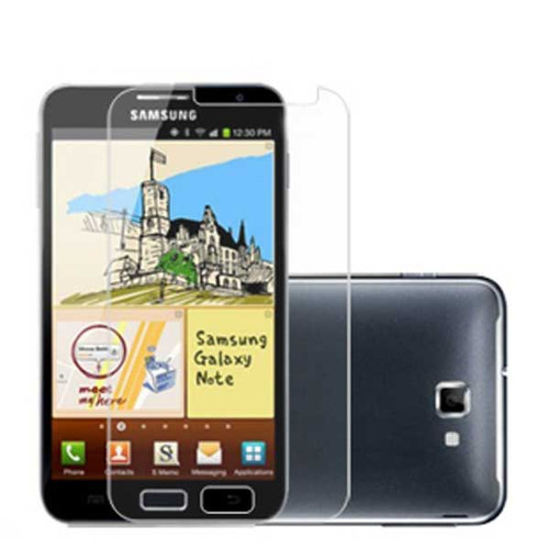 3X Clear Screen Protector Shield Film for Samsung Galaxy Note N7000