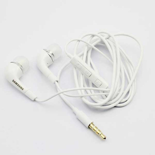 Headset Earphone Replacement for Samsung Galaxy Note N7000 -White