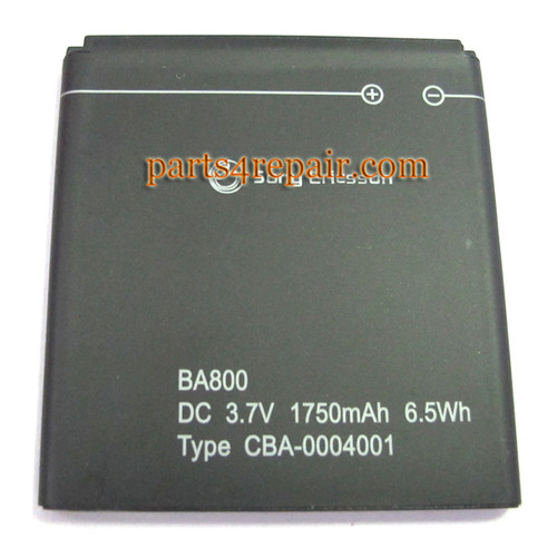 Sony Xperia S Battery