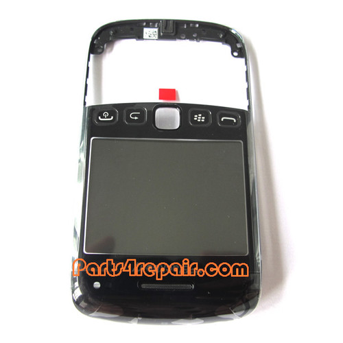 Touch Screen with Bezel for BlackBerry 9790