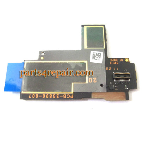 BlackBerry Curve 9360 SIM Holder Flex Cable
