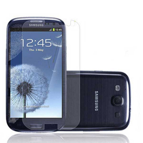 3X Clear Screen Protector Shield Film for Samsung I9300 Galaxy S III