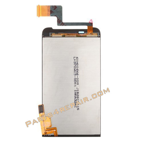 Complete Screen Assembly without Bezel for HTC One V