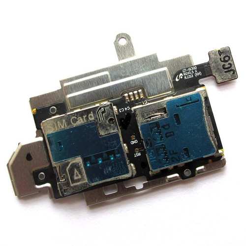 Samsung I9300 Galaxy S III SIM Holder from www.parts4repair.com