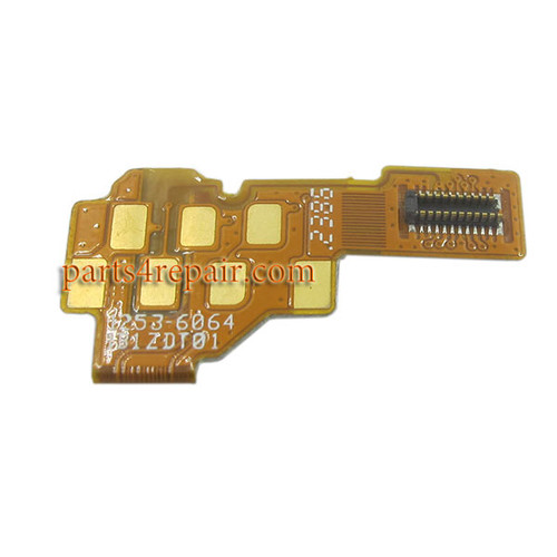 Sony Xperia U Sensor Flex Cable from www.parts4repair.com