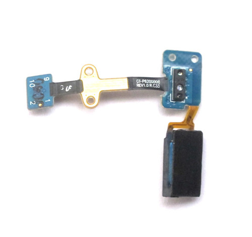 Samsung P6200 Galaxy Tab 7.0 Plus Earpiece Speaker Flex Cable from www.parts4repair.com
