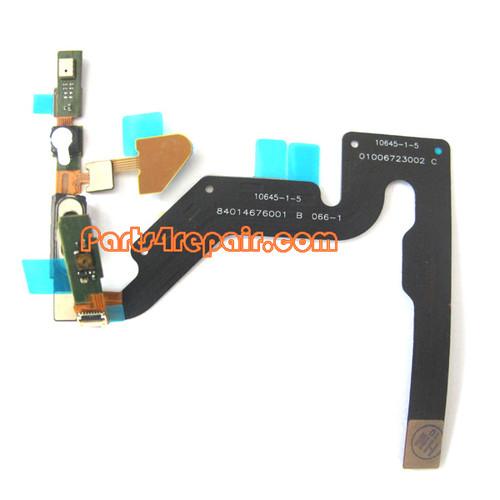 Motorola Atrix 4G MB860 Earpiece Speaker Flex Cable Ribbon